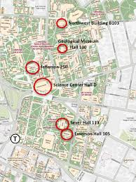 Harvard Map Stephen W Hawking