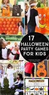 Halloween Bingo Free Printable Cards by 17 Halloween Party Games For Kids