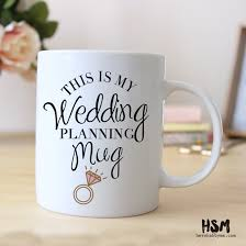 wedding planning this is my wedding planning mug blue digger