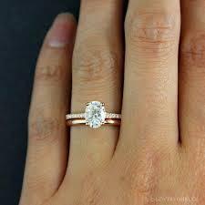 plain engagement ring with diamond wedding band solitaire ring with diamond wedding band engaget fish weddg