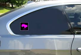 jeep beach decals jeep black u0026 pink square sticker u2013 u s custom stickers