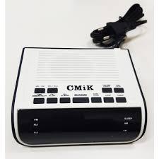 sveglia comodino radio sveglia da comodino 208 digitale orologio allarme lcd radio a