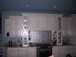 Kitchen Backsplash Medallion Corrugated Metal Kitchen Pueblosinfronteras Us