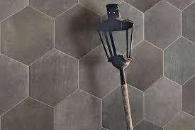 Dark Grey Tile Terracotta Effect Floor Tiles Dark Grey Ri 1105 24x27 7