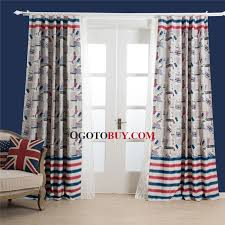 Buy Discount Curtains Thick American And England Flags Discount Insulated Curtains Buy