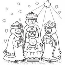 wisemen craft wise men coloring children u0027s crafts