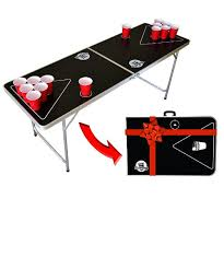 how long is a beer pong table gopong 8 foot portable gp 01 parent the 8ft portable beer pong