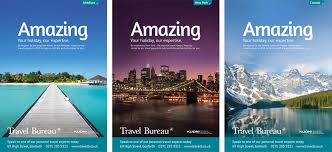 travel bureau amazing travel bureau ad caign wonderstuff