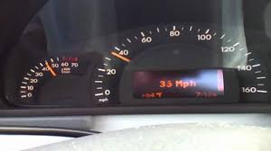 mercedes c240 manual shift mode youtube