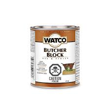 watco butcher block oil u0026 finish product page
