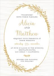 wedding invitations san diego wedding invitations match your color style free