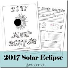 2017 solar eclipse printable confessions of a homeschooler