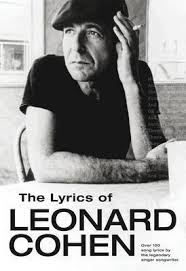 La Meme Histoire Lyrics - the lyrics of leonard cohen by leonard cohen
