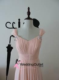 baby peach bridesmaid dress style a1029 weddingfactoryoutlet co
