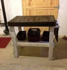diy kitchen island table diy pallet kitchen island table