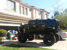 purchase 2003 hummer h2 supercharged worlds tallest hummer