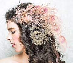 feather headband best 25 feather headpiece ideas on feather headdress
