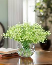 Baby S Breath Bouquets Decorate Your Life With This Charming Baby U0027s Breath Artificial
