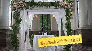 chuppah rental chuppah ca chuppah rental setup and custom design toronto