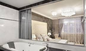 bathroom interior decorating ideas glass partition wall design ideas and room dividers separating