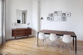 deco contemporaine chic rénovation d u0026 039 un appartement haussmannien dans un style
