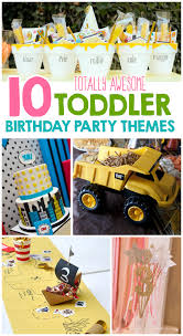 toddler birthday party ideas 10 totally awesome toddler birthday party themes i heart arts n