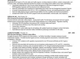 health officer sample resume free employee of the month