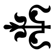 rococo ornaments 1 fonts polyvore