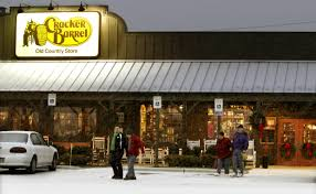 cracker barrel old country store to build first california store