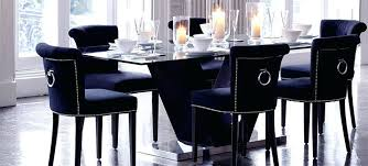 navy dining room chairs navy blue dining chairs room chair covers