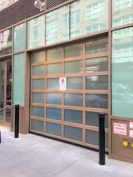 Glass Overhead Garage Doors Finest Doorman Loading Dock New Jersey New York Glass