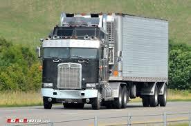 kenworth aerodyne truck cabovers bigrigshots