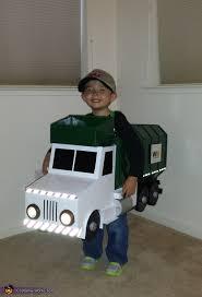 garbage truck costume
