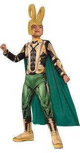 amazon com avengers assemble loki costume child u0027s medium toys