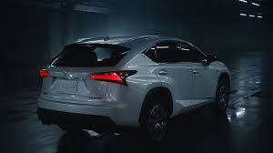 lexus goes beyond utility with first ever nx crossover