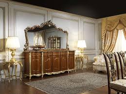 sala pranzo classica credenza classica sala da pranzo in stile luigi xv vimercati meda