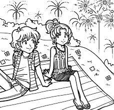 dork diaries printable coloring pages coloring pages