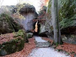 sanspareil rock garden u2013 wonsees germany atlas obscura