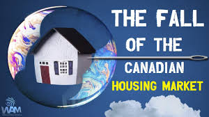 Fall Home Design Expo Winnipeg by The Fall Of The Canadian Housing Market The Bubble Will Burst