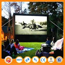 Backyard Movie Theatre by List Manufacturers Of Projection Screen Making Equipment Buy