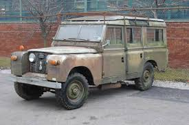 land rover iran 1959 land rover 2a for sale 2044286 hemmings motor news