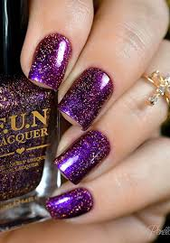 45 purple nail art ideas purple nail art purple nail and