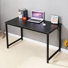Computer Desk Workstation Amazon Com Soges Computer Desk Office Desk Writing Desk
