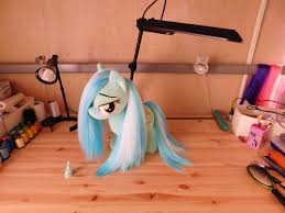 lyra without haircut plushie example by zooher punkcloud on deviantart