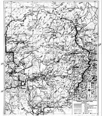Yosemite Park Map 1931 Yosemite National Park Map U2022 Mappery
