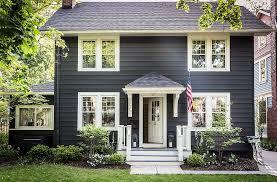 designer ideas for exterior house paint colors
