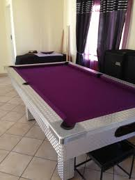 Purple Table L Pool Tables Pools And Dining Room On Pinterest My Purple Table