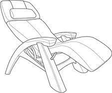 Zero Gravity Recliner Human Touch Pc 050 Chair Zero Gravity Recliner With Visco Memory