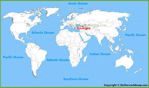 Maps Of Georgia Georgia Maps Maps Of Georgia Country