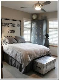 guy bedrooms fishtale cottage guy bedroom love the big sign and lockers too